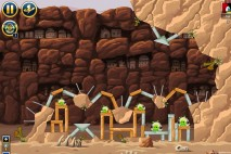 Angry Birds Star Wars Facebook Tournament Level 1 Week 61 – February 10th 2014