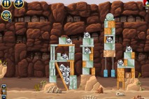 Angry Birds Star Wars Facebook Tournament Level 2 Week 61 – February 11th 2014