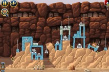 Angry Birds Star Wars Facebook Tournament Level 3 Week 61 – February 12th 2014