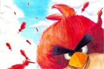 Angry Bird by ViviALaCarte