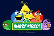 Sesame Street by Olechka01