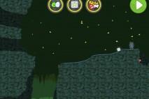 Bad Piggies Flight in the Night Bonus Level 4-IV Walkthrough
