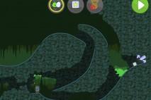 Bad Piggies Flight in the Night Bonus Level 4-V Walkthrough