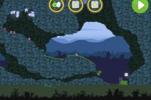 Bad Piggies Flight in the Night Level 4-31 Walkthrough