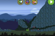 Bad Piggies Flight in the Night Level 4-33 Walkthrough