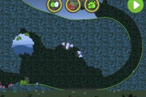 Bad Piggies Flight in the Night Level 4-35 Walkthrough