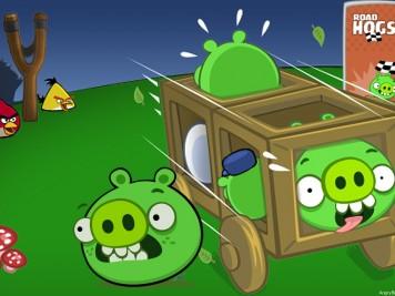 Bad Piggies Road Hogs