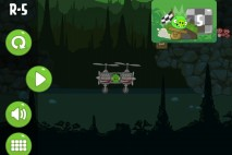 Bad Piggies Road Hogs Level R-5 Walkthrough
