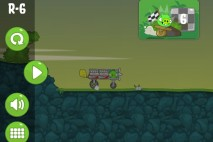 Bad Piggies Road Hogs Level R-6 Walkthrough