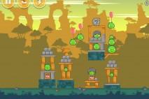 Angry Birds Bad Piggies Level 23-14 Walkthrough