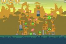 Angry Birds Bad Piggies Level 23-15 Walkthrough