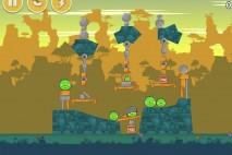 Angry Birds Bad Piggies Level 23-2 Walkthrough