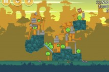 Angry Birds Bad Piggies Level 23-3 Walkthrough
