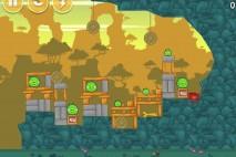 Angry Birds Bad Piggies Level 23-4 Walkthrough