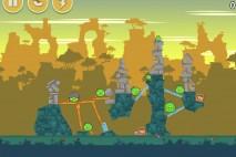 Angry Birds Bad Piggies Level 23-5 Walkthrough