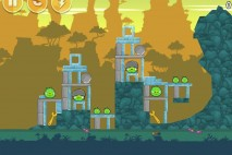 Angry Birds Bad Piggies Level 23-6 Walkthrough