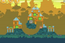 Angry Birds Bad Piggies Level 23-7 Walkthrough