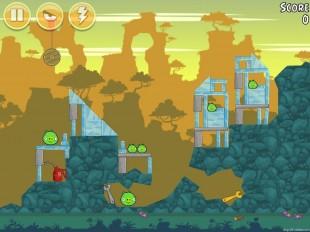 Angry Birds Bad Piggies Level 23-9 Walkthrough