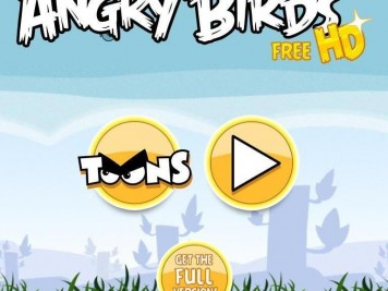 Angry Birds Free 150 Play Screen Featured