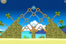 Angry Birds Free Level 10-1