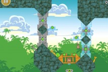 Angry Birds Free Level 9-1