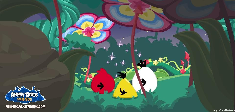 Angry Birds Friends Easter 13 Teaser Image