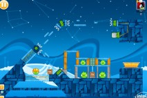 Angry Birds Intel Ultrabook Adventure Level 13 Walkthrough