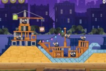 Angry Birds Rio Market Mayhem Star Bonus Walkthrough Level 19