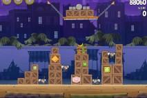 Angry Birds Rio Market Mayhem Walkthrough Level 1 (13-1)