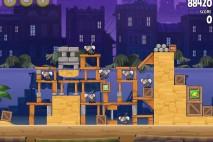 Angry Birds Rio Strawberry #3 Walkthrough Level 4 (13-4)