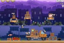 Angry Birds Rio Strawberry #4 Walkthrough Level 6 (13-6)