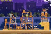 Angry Birds Rio Strawberry #5 Walkthrough Level 7 (13-7)