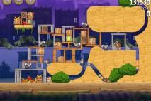 Angry Birds Rio Strawberry #6 Walkthrough Level 8 (13-8)