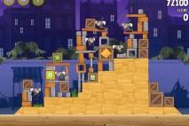 Angry Birds Rio Strawberry #7 Walkthrough Level 9 (13-9)