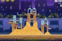 Angry Birds Rio Market Mayhem Walkthrough Level 16 (14-1)