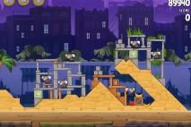 Angry Birds Rio Market Mayhem Walkthrough Level 25 (14-10)