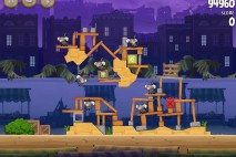 Angry Birds Rio Market Mayhem Walkthrough Level 17 (14-2)