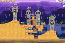 Angry Birds Rio Trophy Room Walkthrough Strawberry Trophy
