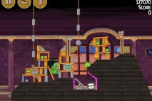 Angry Birds Seasons Haunted Hogs Bonus Level 2 Walkthrough