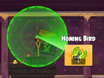 Angry Birds Seasons Homing Bird Power-Up Featured Image