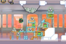 Angry Birds Star Wars Boba Fett Missions Level B-1 Walkthrough