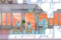 Angry Birds Star Wars Boba Fett Missions Level B-2 Walkthrough