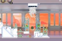 Angry Birds Star Wars Boba Fett Missions Level B-3 Walkthrough