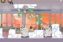 Angry Birds Star Wars Boba Fett Missions Level B-4 Walkthrough