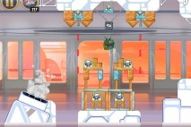 Angry Birds Star Wars Boba Fett Missions Level B-5 Walkthrough