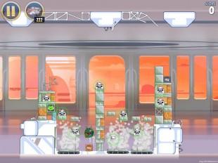 Angry Birds Star Wars Boba Fett Missions Level B-6 Walkthrough