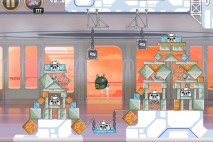 Angry Birds Star Wars Boba Fett Missions Level B-7 Walkthrough