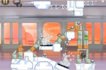 Angry Birds Star Wars Boba Fett Missions Level B-9 Walkthrough