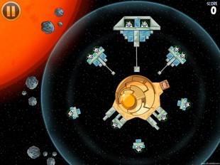 Angry Birds Star Wars Bonus Level #9 (S-9) Walkthrough