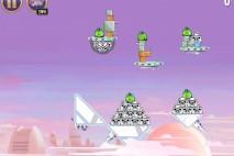 Angry Birds Star Wars Cloud City Level 4-1 Walkthrough